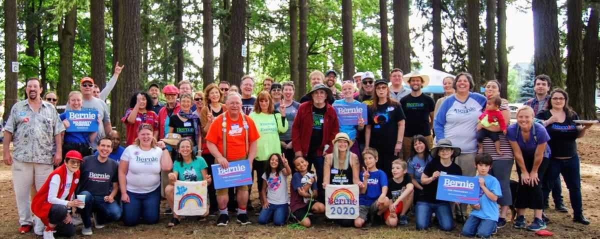 BerniePDX / Portland for Bernie